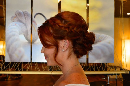 wedding-updo